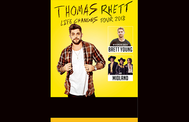 Backstage with thomas rhett c ville country 927 wcvl fm backstage with thomas rhett m4hsunfo